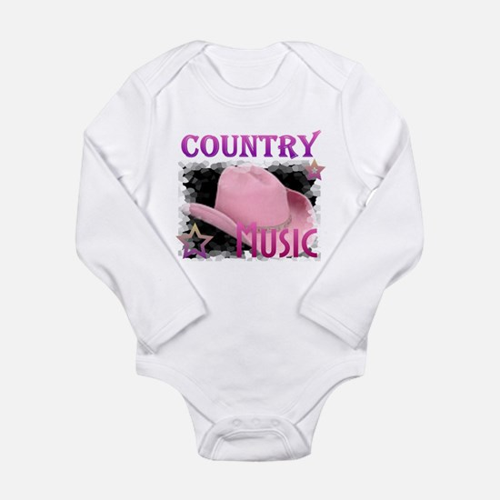 Country Music Infant Bodysuit Body Suit