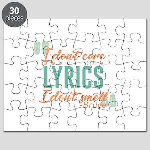 Jingle Bells Bat Smells Robin Christmas Car Puzzle