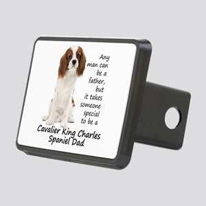 Spaniel Dad Hitch Cover