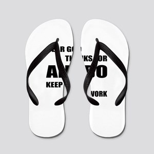 Dear God Thanks For Aikido Flip Flops