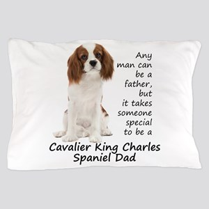 Spaniel Dad Pillow Case