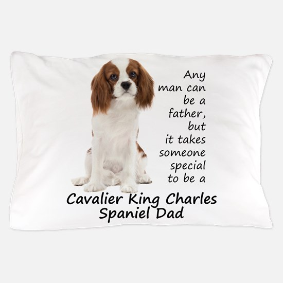 Spaniel Dad Pillow Case