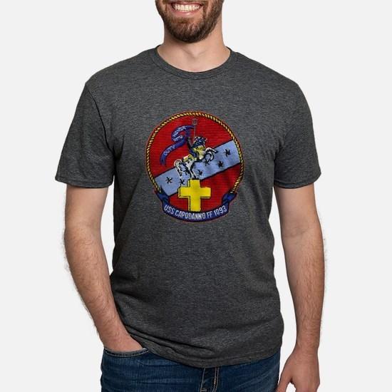 USS CAPODANNO Women's Dark T-Shirt