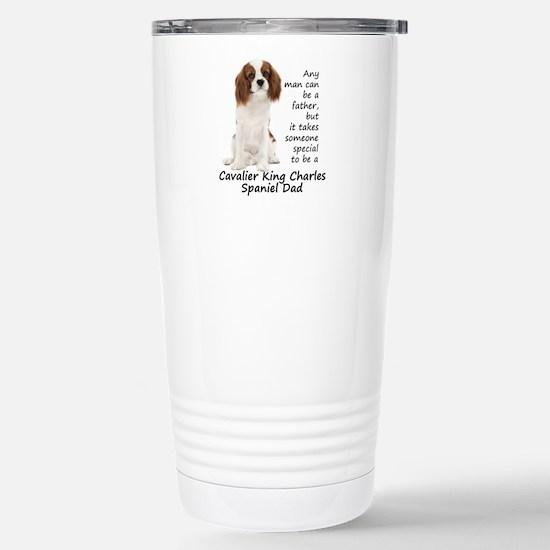 Spaniel Dad Travel Mug