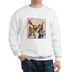 Pet Peeves: Party Time Sweatshirt