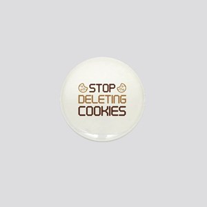 Stop Deleting Cookies Mini Button