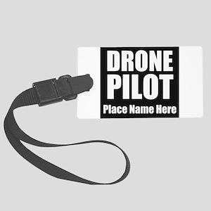 Drone Pilot Luggage Tag