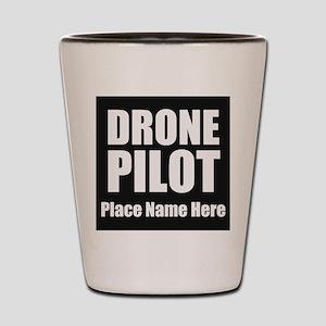Drone Pilot Shot Glass