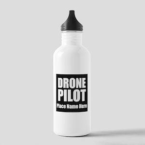 Drone Pilot Water Bottle