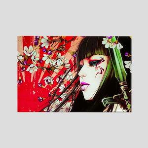 Geisha Magnets