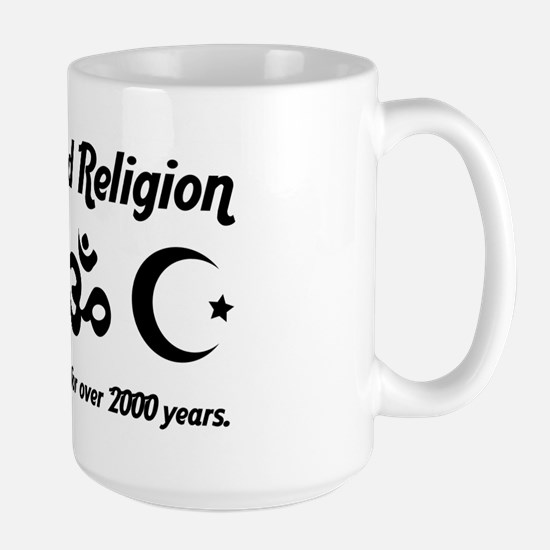 Organized Religion Large Mug
