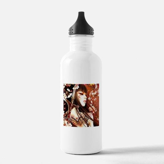 Geisha Sports Water Bottle