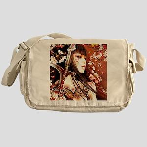 Geisha Messenger Bag