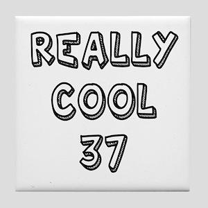Really Cool 37 Designs Tile Coaster