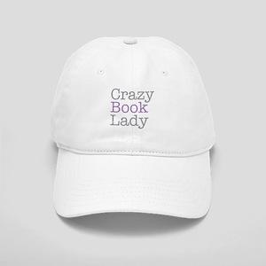Crazy Book Lady Cap