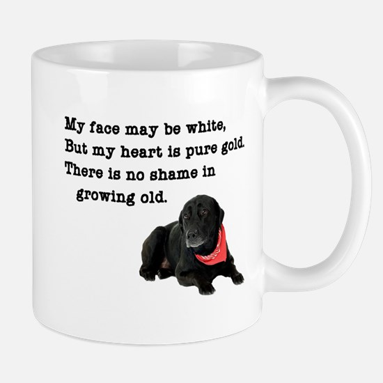 Old Black Lab Mugs