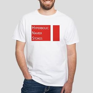 Hyperbolic Navier-Stokes: Men's Classic T-Shir