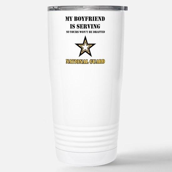 National Guard - My Boyfriend Mugs