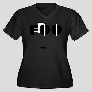 Foo Plus Size T-Shirt