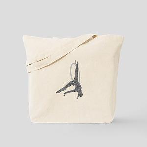 Aerial Hoop Tote Bag