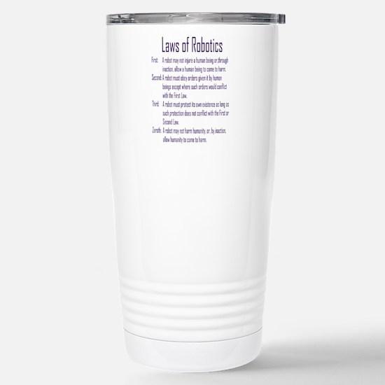 Asimov Laws of Robotics Mugs