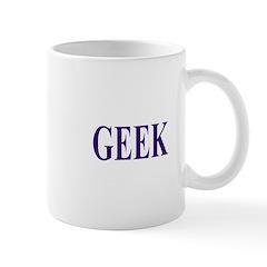 Geek Logo Mug
