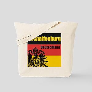 Aschaffenburg Tote Bag