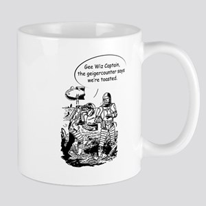Retro Comic Mug
