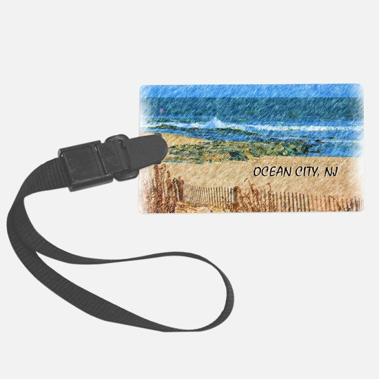 Cool Vatican city Luggage Tag