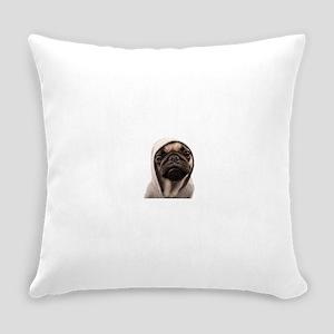 Pug Life Everyday Pillow