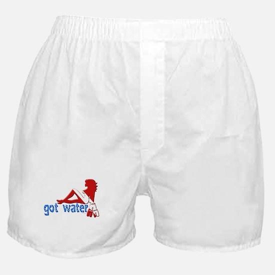 Got Water Boxer Shorts