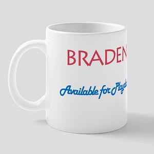 Braden - Available for Playda Mug