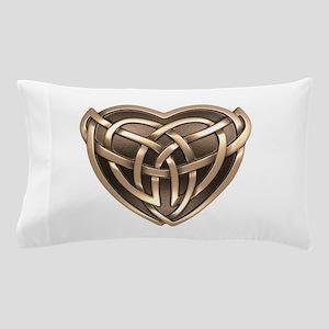 Celtic Heart Pillow Case