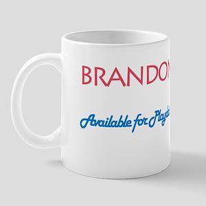 Brandon - Available for Playd Mug