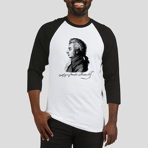 Wolfgang Amadeus Mozart Baseball Jersey