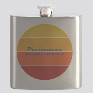 Massachusetts - Provincetown Flask