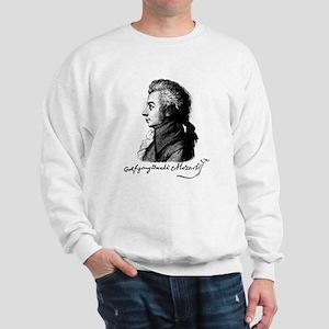 Wolfgang Amadeus Mozart Sweatshirt