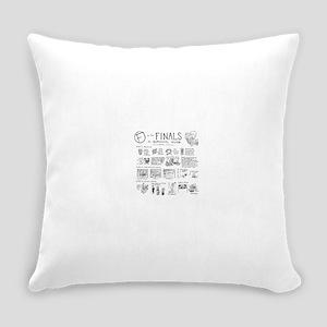 Finals Everyday Pillow