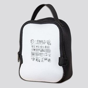 Finals Neoprene Lunch Bag