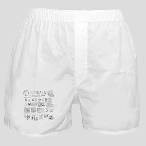 Finals Boxer Shorts