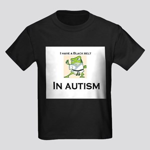 I have a black belt in Autism T-Shirt