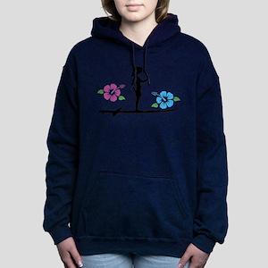 Paddleboarding girl Sweatshirt
