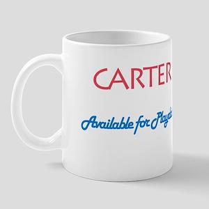 Carter - Available for Playda Mug
