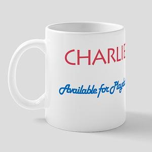 Charlie - Available for Playd Mug