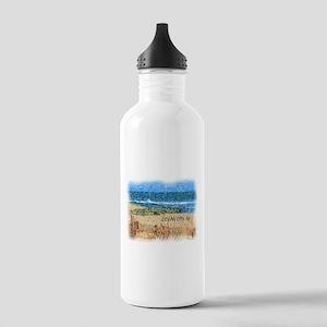 Ocean City NJ Beach Stainless Water Bottle 1.0L