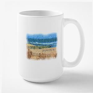 Ocean City NJ Beach Mugs
