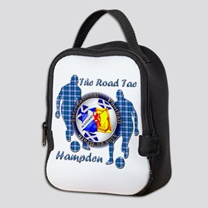 Scotland Football Blue Tartan Together Neoprene Lu