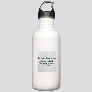 Soul and Body Stainless Water Bottle 1.0L