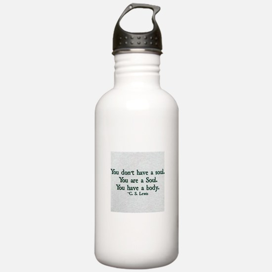 Soul and Body Water Bottle