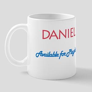 Daniel - Available for Playda Mug